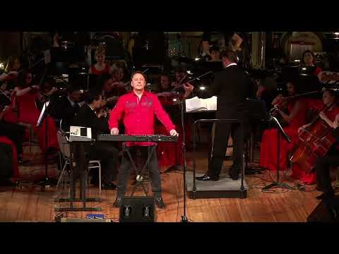 Andrey Denisov & Moscow City Symphony Orchestra - J.S. Bach - Prelude No.2 C-moll BWV 847 (WTC 1)