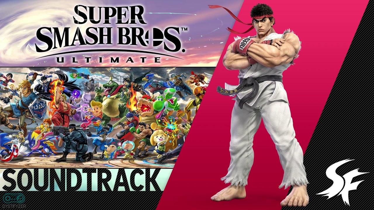 Ryu Stage Type A Pinch Sf Ii The World Warrior Super Smash