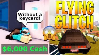 TOP 3 NEW JAILBREAK GLITCHES! *CAR FLYING GLITCH* (Roblox)