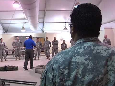 The Continental United States Replacement Center moves from its home at Fort Benning