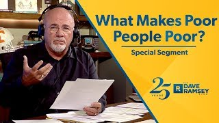 What Makes Poor People Poor? -  Special Segment