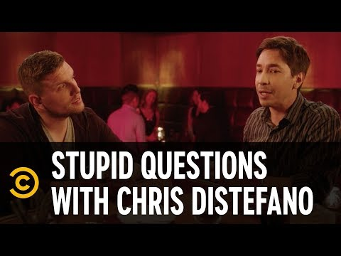 Justin Long Imagines Himself Pantsless in Connecticut  Stupid Questions with Chris Disteo