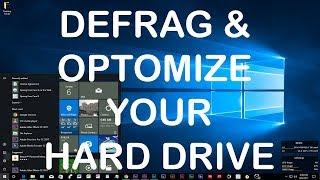 Disk Defrag & Drive Optimization   SUPER COMPUTER