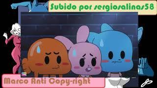 El increíble mundo de Gumball- Nicole vs Yuki (Español Latino)