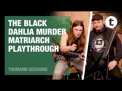 The Black Dahlia Murder | Matriarch | Live...