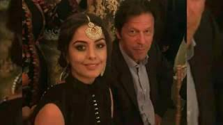 imran khan new wife photo, bushra manika third wife of imran khan