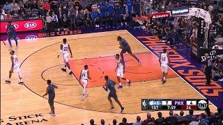 1st Quarter, One Box Video: Phoenix Suns vs. Dallas Mavericks