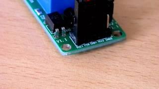 relais 5v zu 230v relaiskarte relaisplatine arduino avr 1 kanal 230 v 5 v karte