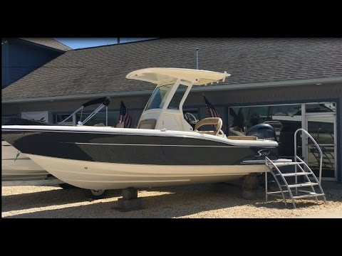2017 Scout 225 XSF Boat For Sale at MarineMax Ship Bottom
