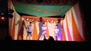 Free style Dance saggy,Dattu,Vishu 11.05.19 (kolthare- Dapoli)