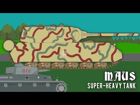 The Maus Super-Heavy Tank thumbnail