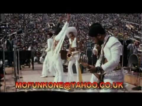 THE BAR-KAYS - SON OF SHAFT.LIVE FILMED PERFORMANCE 1972