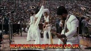 THE BAR-KAYS - SON OF SHAFT.LIVE FILMED PERFORMANCE 1972
