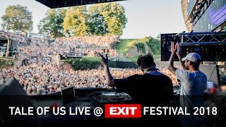 EXIT 2018 Tale Of Us Live mts Dance Arena FULL SET