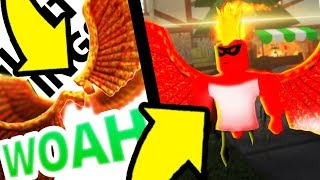 With This Item You Can Make Ho-Oh in Roblox!