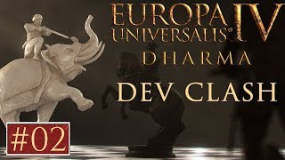 EU4 - Paradox Dev Clash - Episode 2 - Dharma
