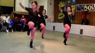 80's Medley Dance