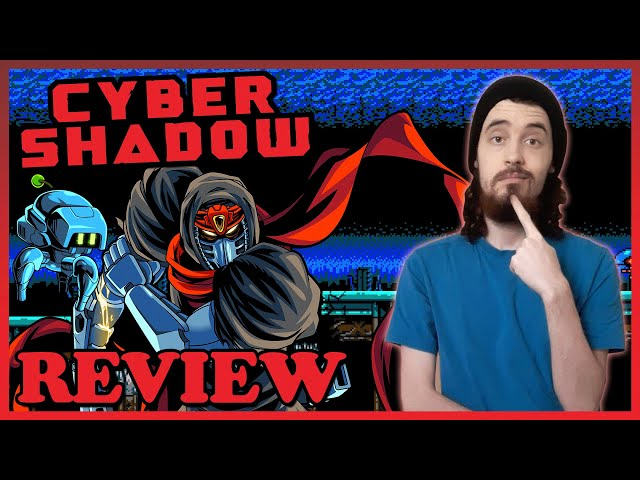 Cyber Shadow REVIEW (Switch) - Retro to a Fault - Billybae10K