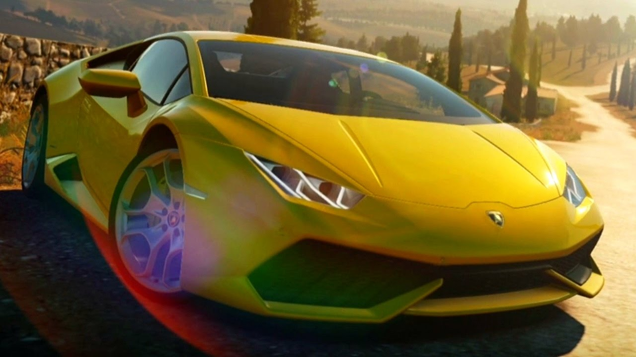 forza horizon 2 demo part 1 lamborghini huracan let 39 s play walkthrough gameplay youtube. Black Bedroom Furniture Sets. Home Design Ideas