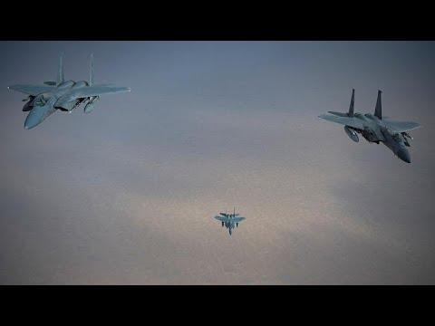 إيران تقول إنها أسقطت طائرة -تجسس- أمريكية وواشنطن تنفي  - نشر قبل 4 ساعة