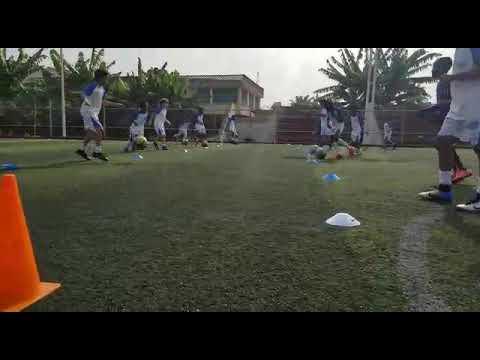 Astros football academy training Ghana 144