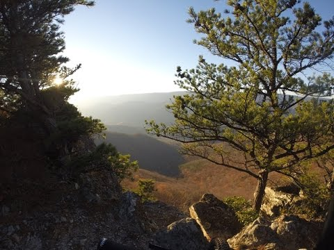 North Fork Mountain Trail - Epic West Virginia MTB Ride