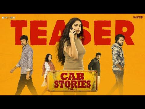 Cab Stories | Official Teaser | Spark World | Divi | Shrihan | Dhanraj | Giridhar | Premieres May 28