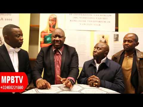 RDC-Les Bakongo Montent en Puissance :Ne Muanda N'Semi lance un message aux  Congolais
