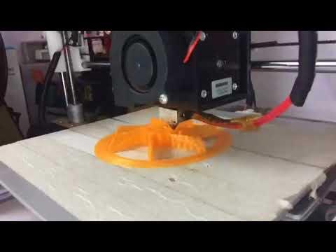 3D PRINTED UFO