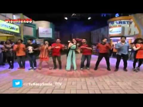 GOYANG OPLOSAN Soimah, Cinta Laura, Raffi Ahmad YKS 21 Des 2013 | Glucogen