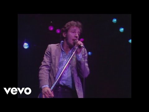 Bruce Springsteen - Hungry Heart (The River Tour, Tempe 1980)