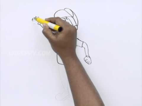 How to Draw Fix-it Felix