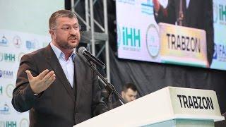 Muhammed Emin Yıldırım Diriliş Buluşmaları Trabzon Konuşması