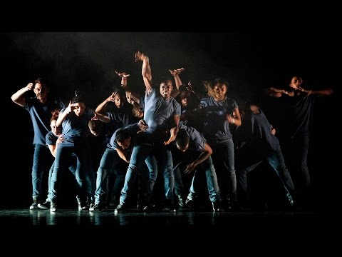 Boy Blue Entertainment: Emancipation of Expressionism at Breakin' Convention 2013