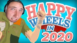Playing Happy Wheels In 2020