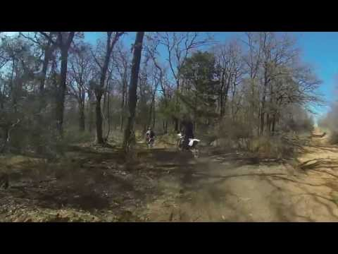 Red River Motorcycle Trails