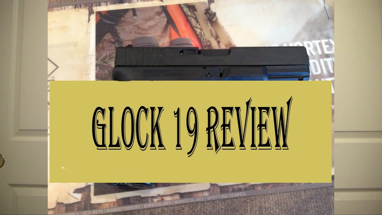 Glock 19 Concealed Carry Review - YouTube