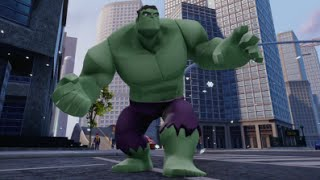 Disney Infinity 2.0 - Marvel Super Heroes - The Avengers Playset Walkthrough Part 2