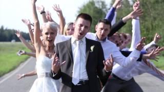 Классная свадьба в Минске