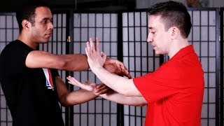 How to Do Chi Sau aka Sticking Hands | Wing Chun