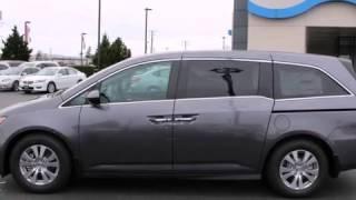 2015 Honda Odyssey Burlington WA 98226
