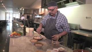 How To Make Hummus By Bachar Haikal