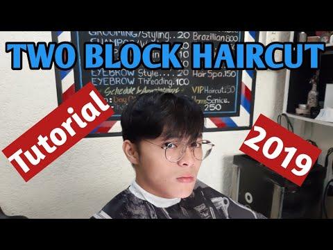 TWO BLOCK HAIRCUT TUTORIAL