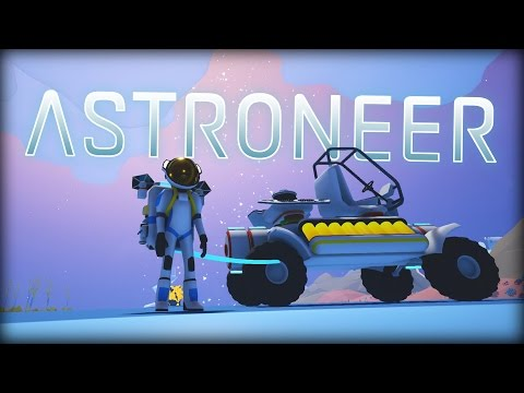 ASTRONEER | PART 2 | Rover & Huge solar panel