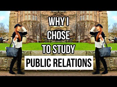All About Public Relations 👩🏽‍🎓💻:  What It's Like To Be A PR Major + Why Study PR