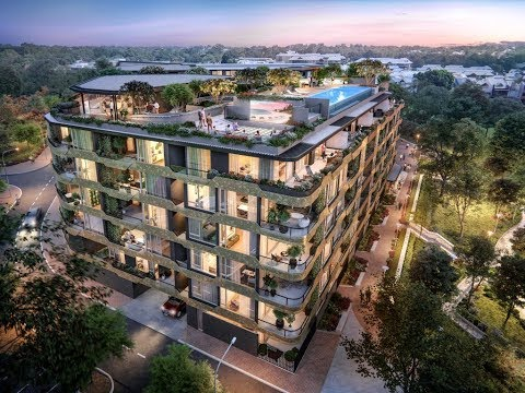 Botanical Apartments Subiaco by Edge Visionary Living