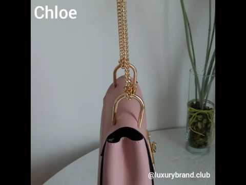 Копия брендовой сумки. Chloe. Качество люкс.