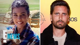 "While vacationing at kim k.'s wyoming house, the ""kuwtk"" star has fans speculating she's back together with father of her kids, scott disick.full story: ..."
