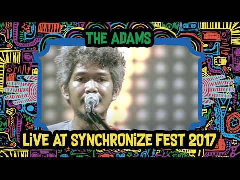 The Adams live at SynchronizeFest - 6 Oktober 2017