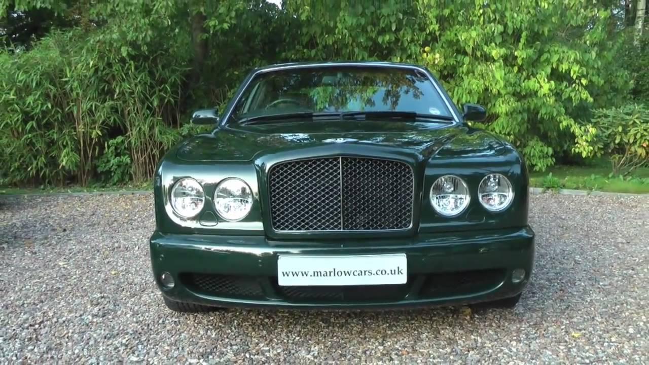 Bentley arnage t mulliner 2 youtube bentley arnage t mulliner 2 vanachro Choice Image